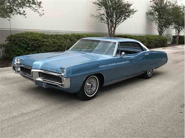 Picture of Classic 1967 Pontiac Bonneville located in Orlando Florida - NI54