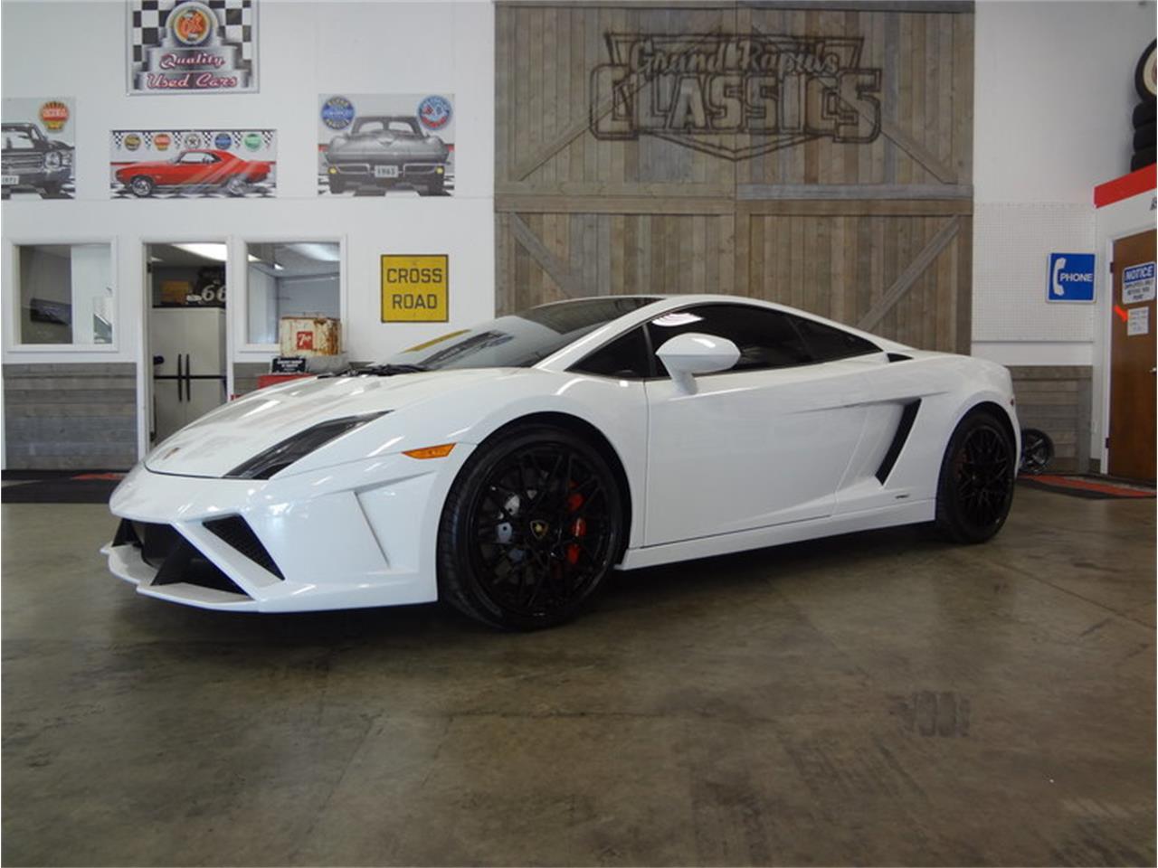2013 Lamborghini Gallardo For Sale Classiccars Com Cc 1096603
