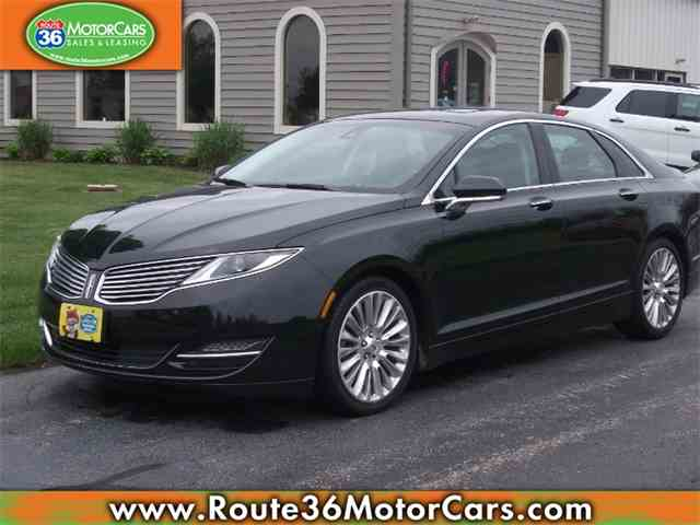 Picture of '13 MKZ - NI59