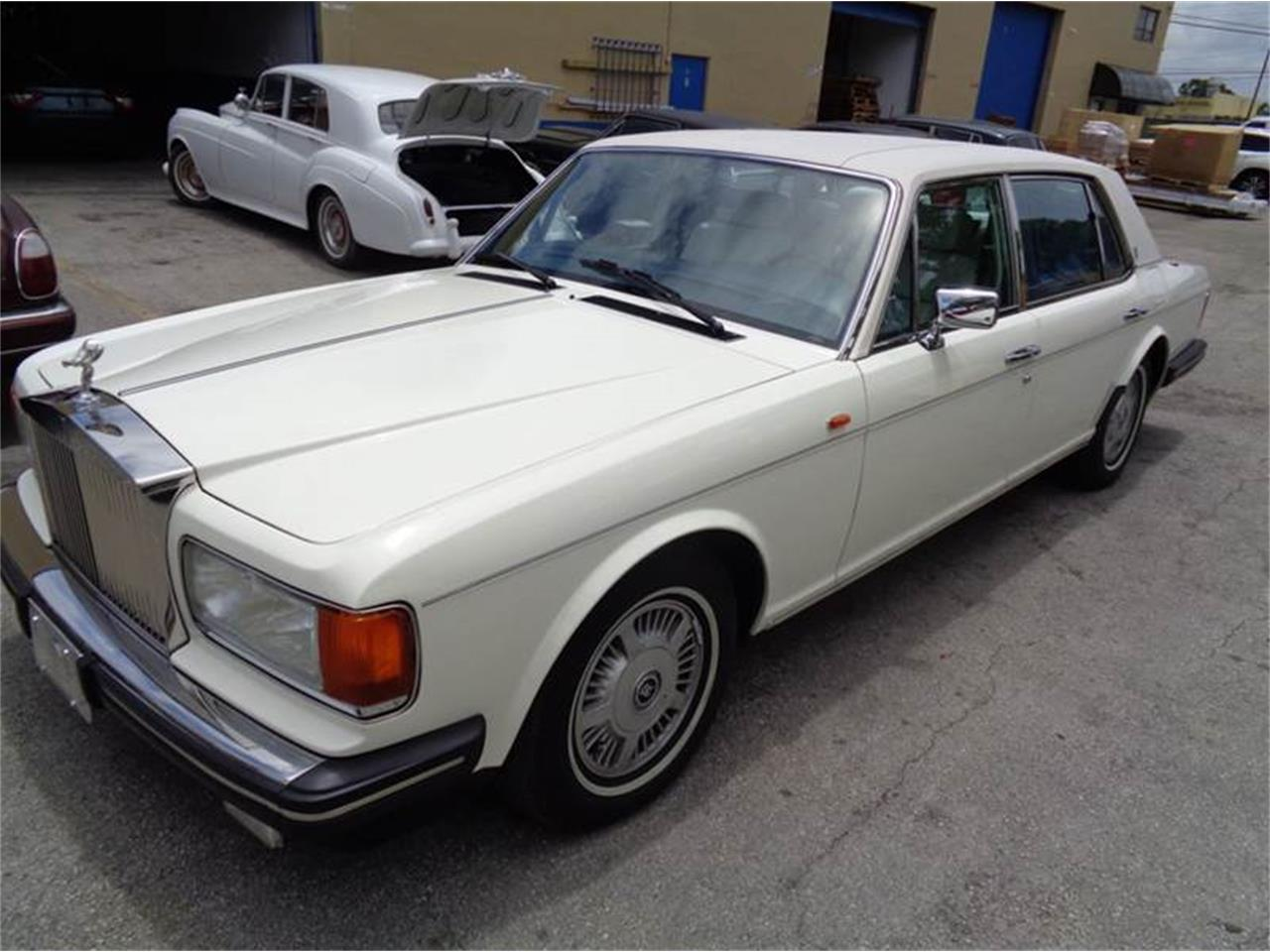 Large Picture Of 1991 Rolls Royce Silver Spur Offered By Prestigious Euro Cars