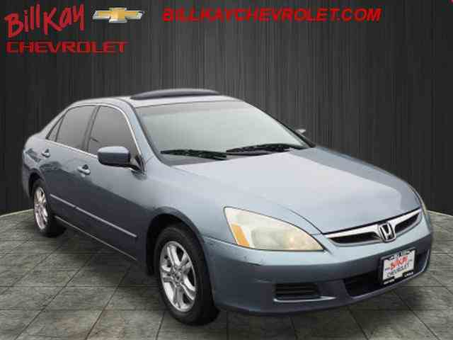 Picture of '07 Accord - $4,862.00 Offered by  - NI5L