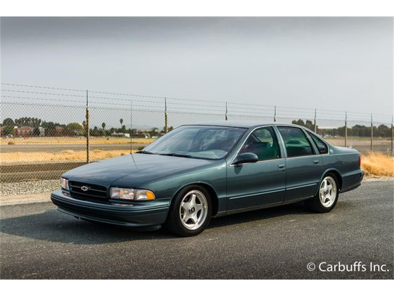 Large Picture Of U002796 Impala SS   NI6N
