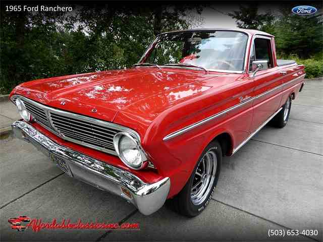 Picture of Classic 1965 Ford Ranchero - NI6W