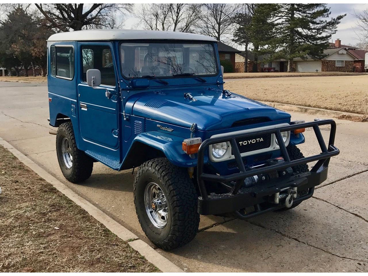 For Sale: 1983 Toyota Land Cruiser FJ40 in Southlake, Texas