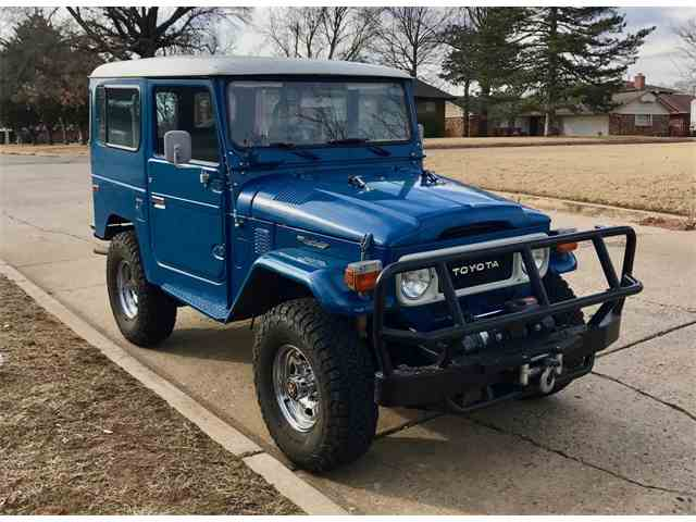 Picture of 1983 Land Cruiser FJ40 Offered by a Private Seller - NI6Y