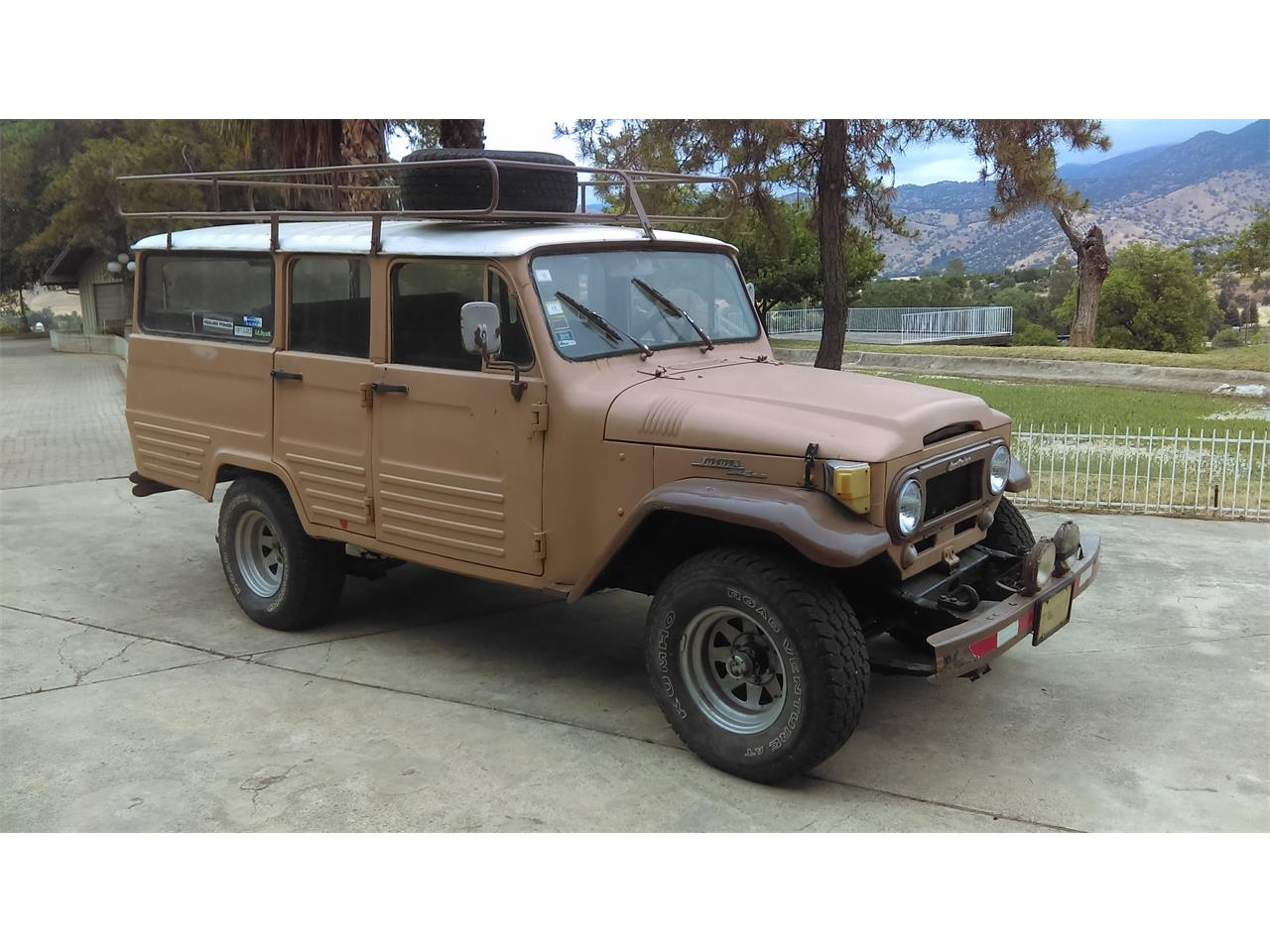 For Sale: 1966 Toyota Land Cruiser FJ45 in Springville, California