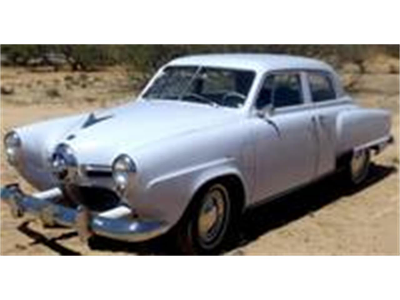 Large Picture of Classic 1950 Studebaker Champion located in Arizona Offered by a Private Seller - NI7I