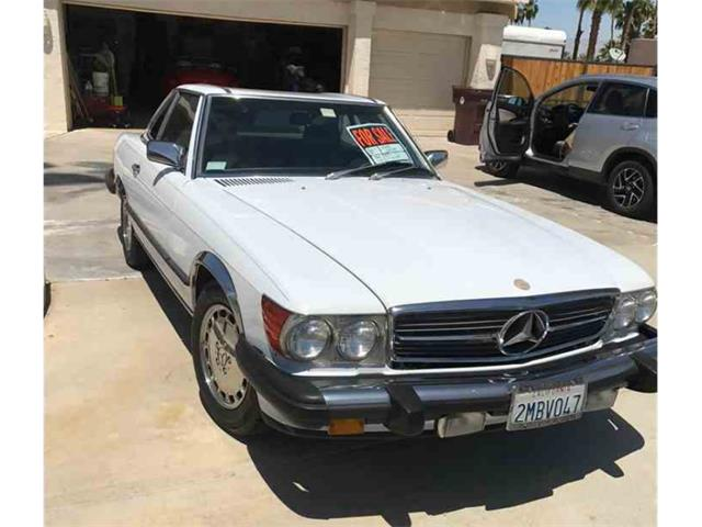 Picture of '89 560SL - NDKD