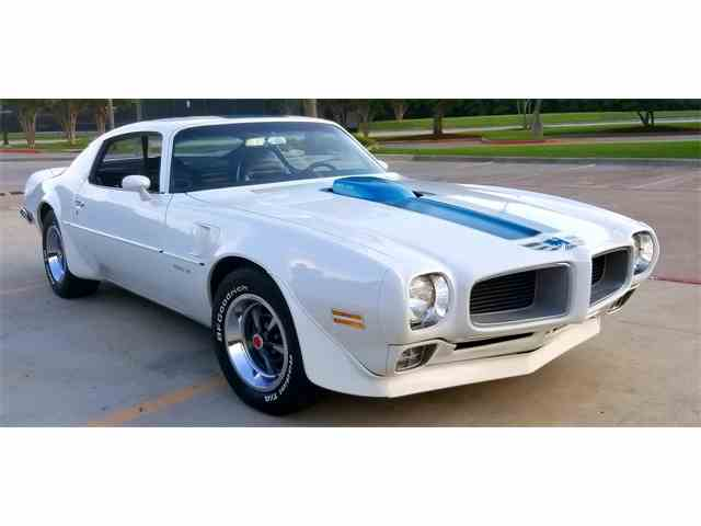 Picture of '71 Firebird Trans Am - NI7O