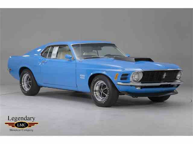 Picture of '70 Mustang located in Ontario - $245,000.00 Offered by  - NI8L