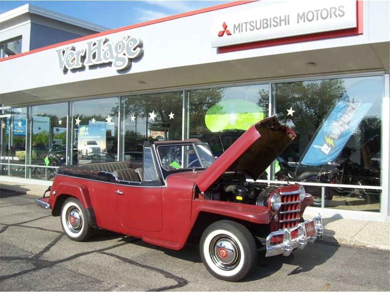 Large Picture of Classic '51 Jeepster Offered by Verhage Mitsubishi - NI8U