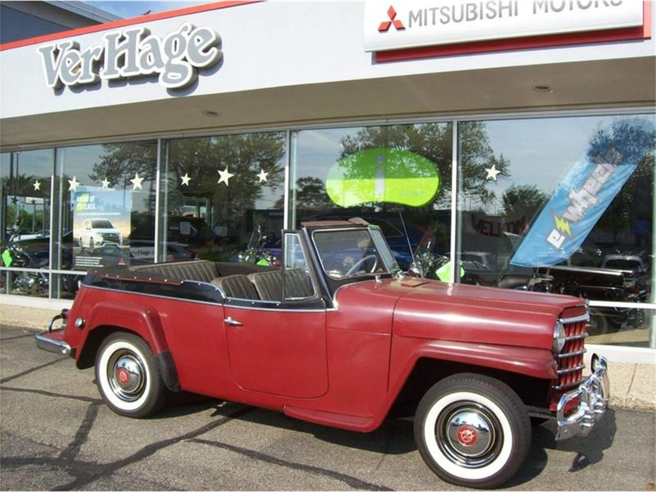 Large Picture of '51 Jeepster - $20,900.00 Offered by Verhage Mitsubishi - NI8U
