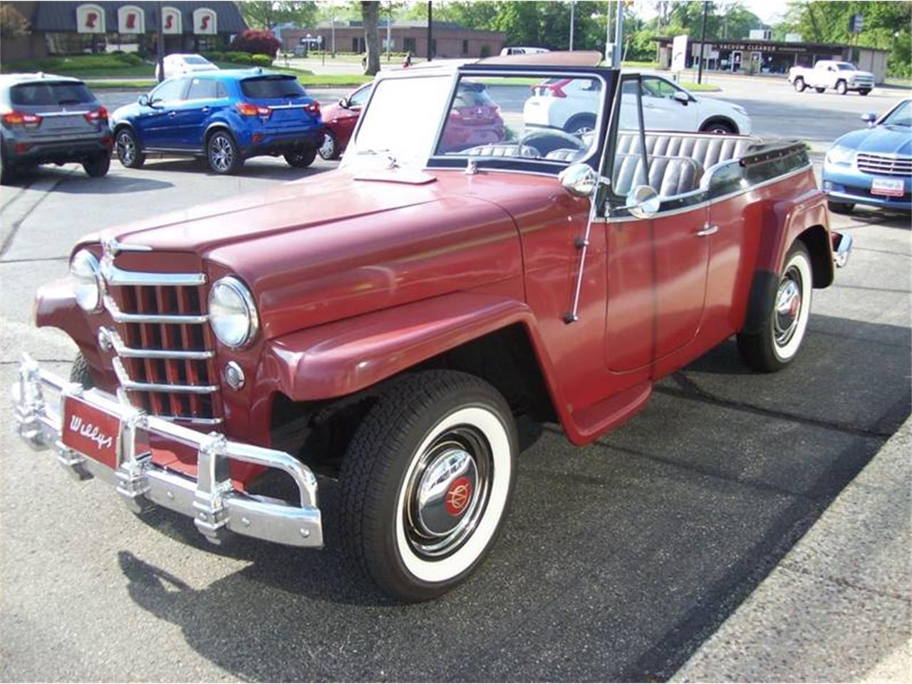 Large Picture of '51 Jeepster - $20,900.00 - NI8U