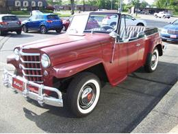 Picture of Classic 1951 Willys Jeepster located in Holland Michigan - $20,900.00 - NI8U