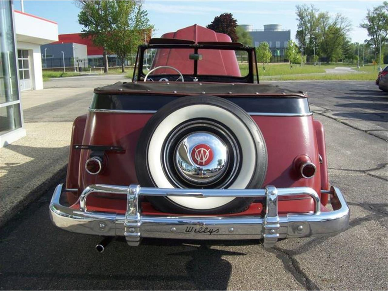 Large Picture of '51 Jeepster located in Holland Michigan - NI8U