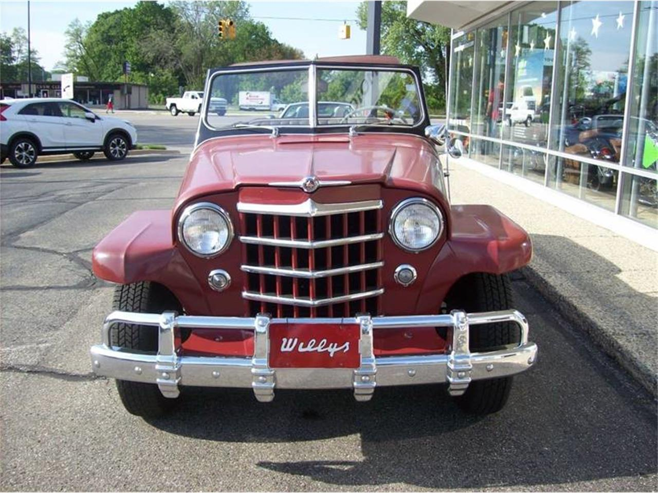 Large Picture of 1951 Willys Jeepster located in Holland Michigan - $20,900.00 - NI8U