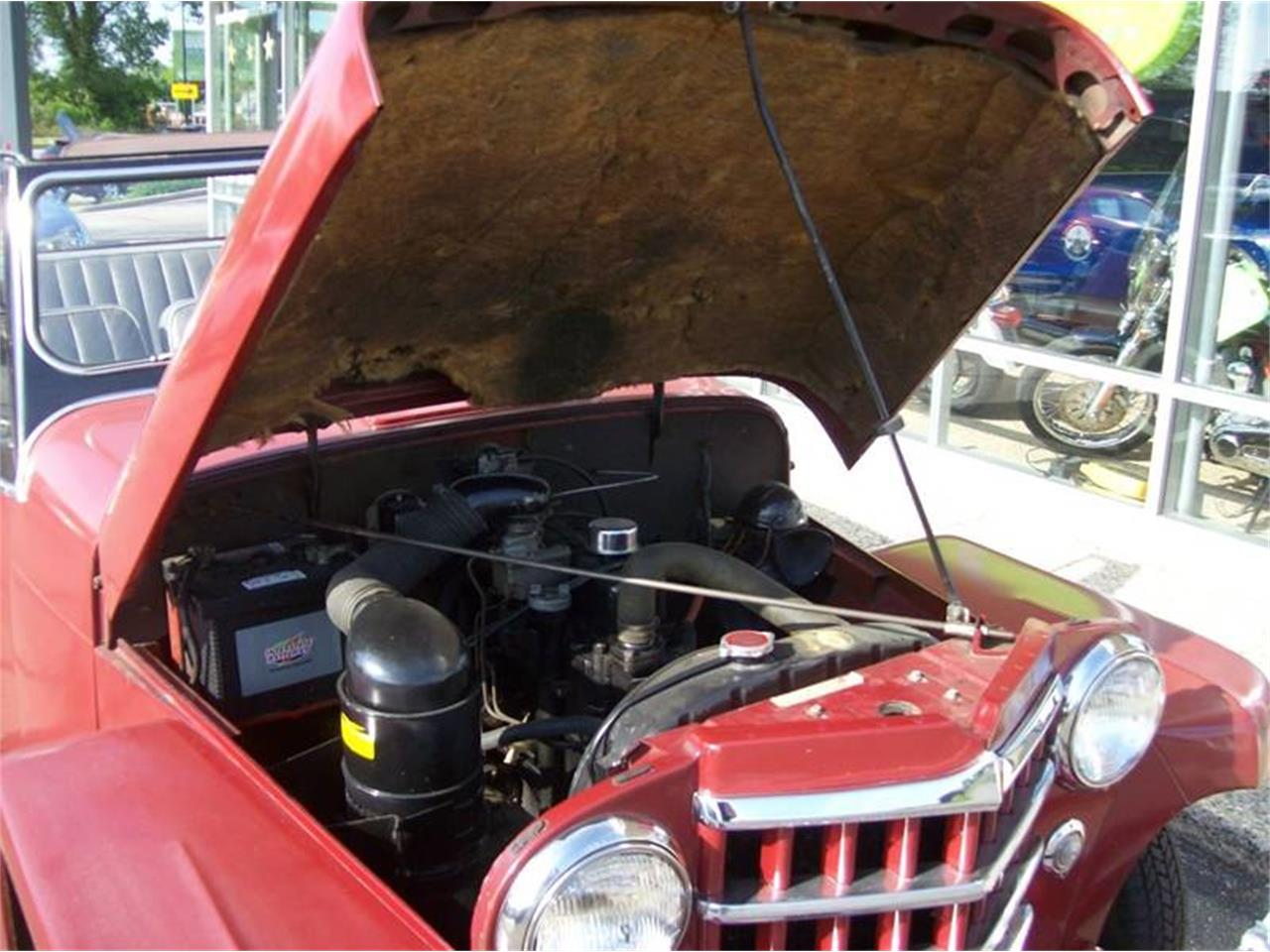 Large Picture of '51 Willys Jeepster - $20,900.00 - NI8U