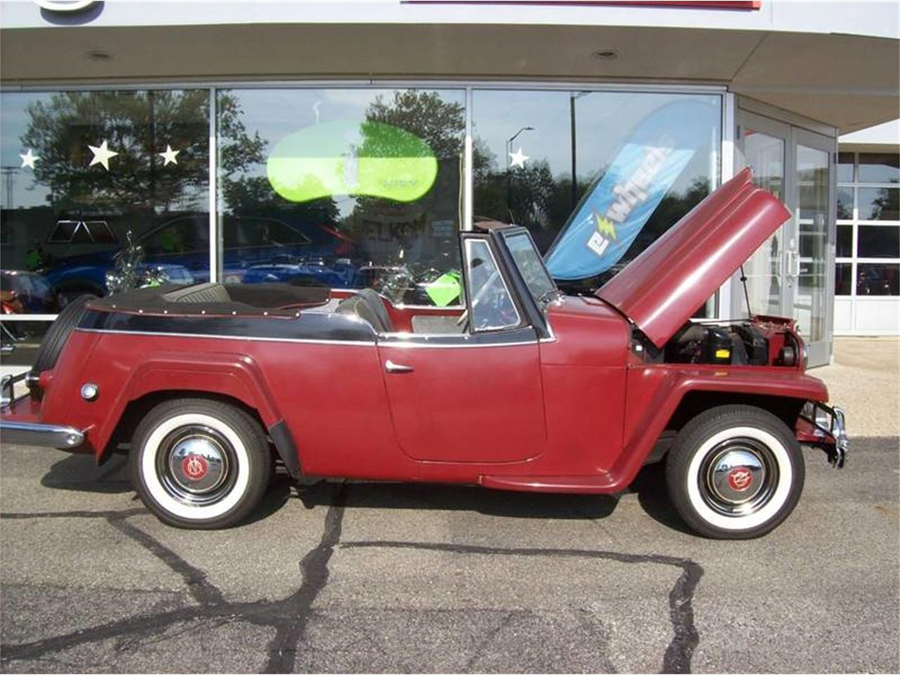 Large Picture of '51 Willys Jeepster - $20,900.00 Offered by Verhage Mitsubishi - NI8U