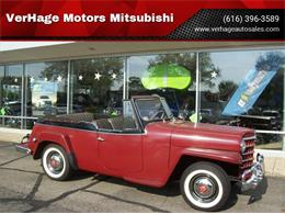 Picture of '51 Willys Jeepster located in Holland Michigan - $20,900.00 Offered by Verhage Mitsubishi - NI8U
