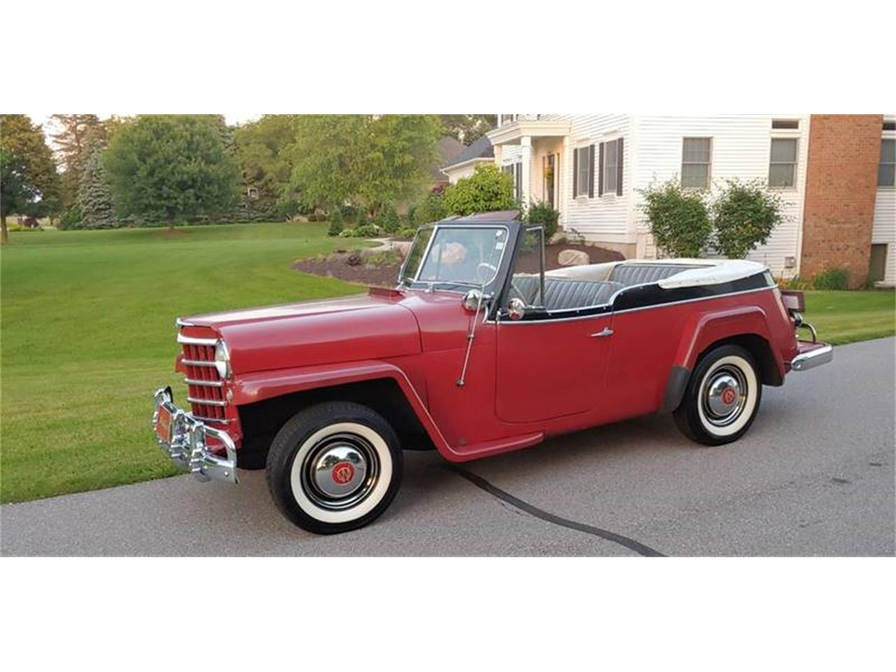 Large Picture of Classic 1951 Jeepster - $20,900.00 Offered by Verhage Mitsubishi - NI8U