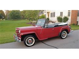 Picture of '51 Willys Jeepster located in Michigan Offered by Verhage Mitsubishi - NI8U