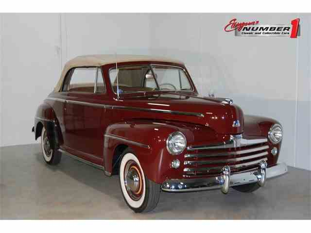Picture of '47 Ford Super Deluxe Offered by  - NI94
