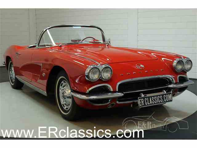 Picture of Classic 1962 Chevrolet Corvette located in Noord Brabant - $104,500.00 - NI95