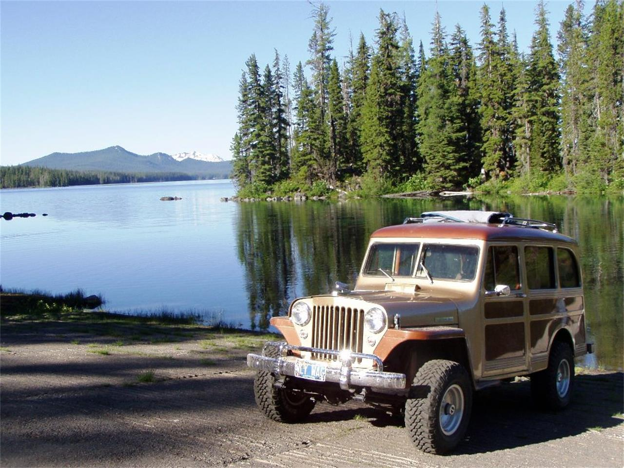 1947 Willys Jeep Wagon for Sale | ClassicCars com | CC-1090675