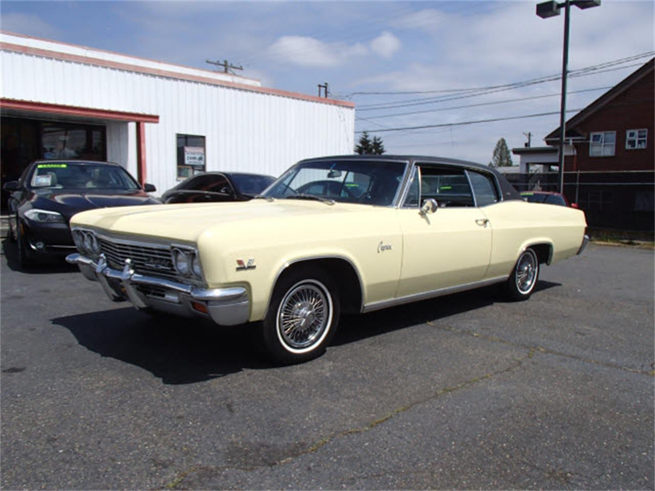 1966 Chevrolet Caprice For Sale Cc 1096755 Chevy Parts Large Picture Of 66 Ni9f