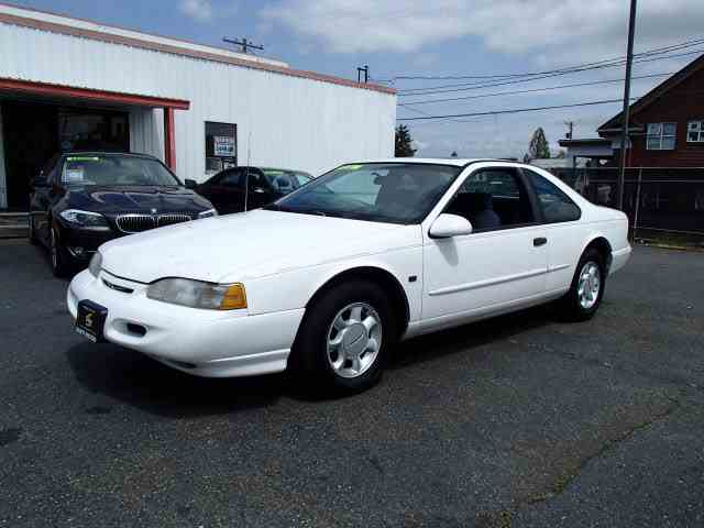 Picture of '95 Ford Thunderbird located in Tacoma Washington - NI9M