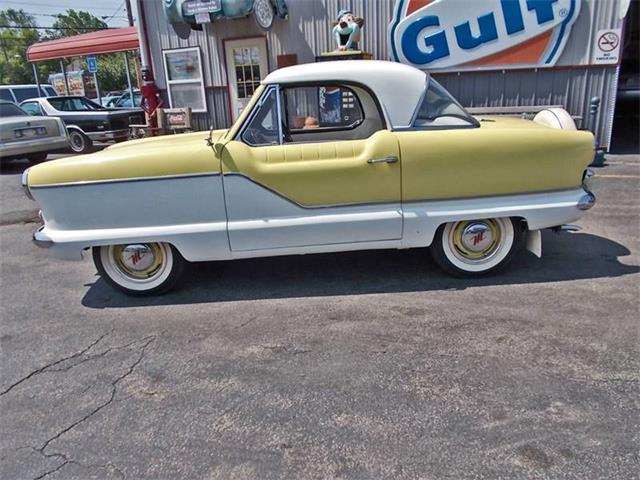 Picture of Classic '62 Nash Metropolitan located in New Jersey Offered by  - NI9S