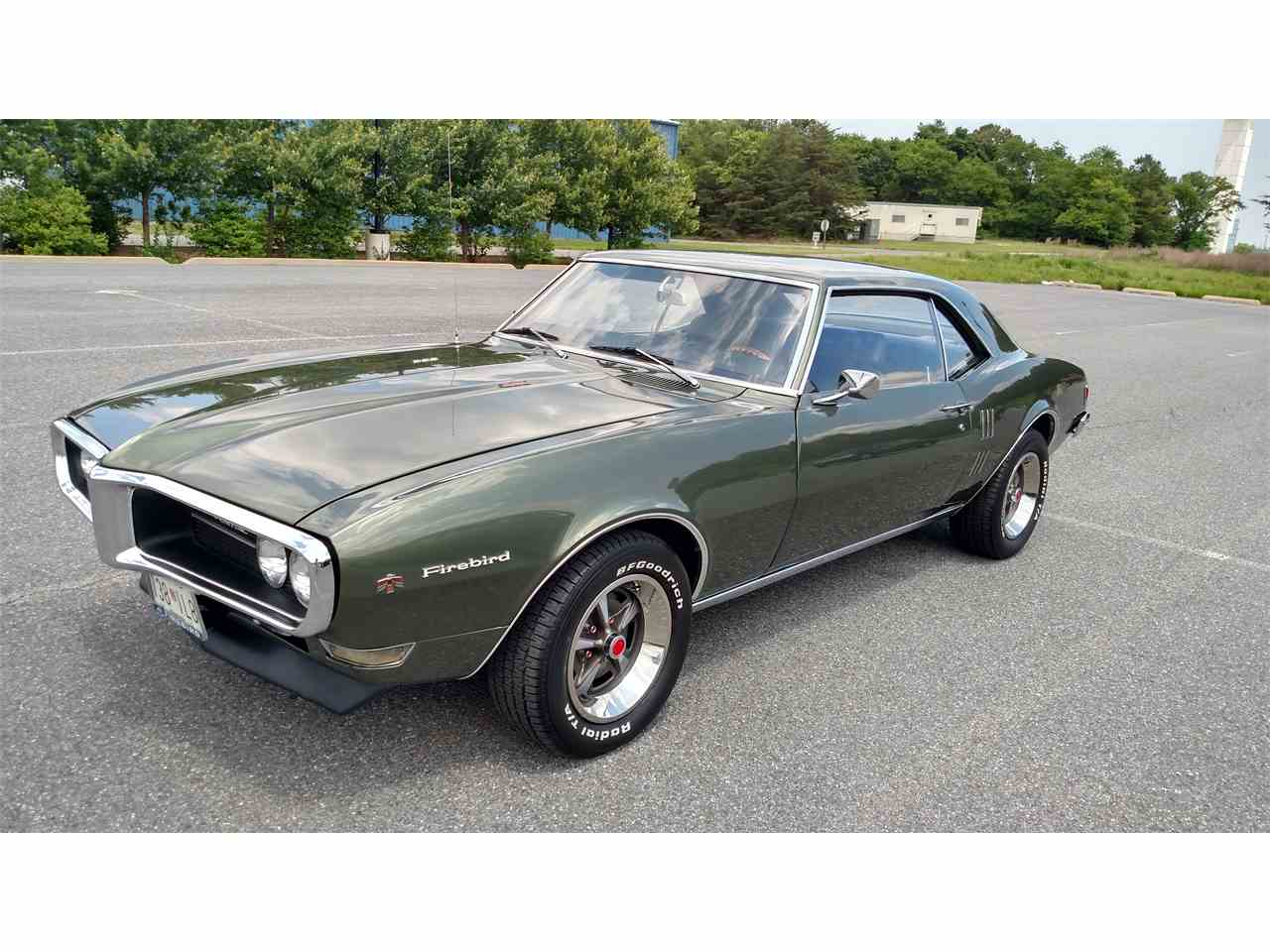 Large Picture of Classic '68 Pontiac Firebird - $31,495.00 - NI9T