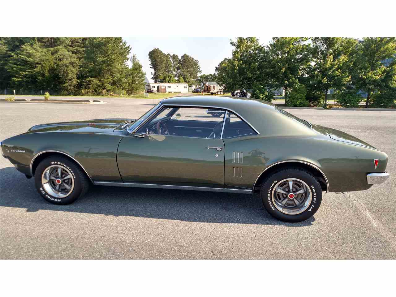 Large Picture of Classic 1968 Pontiac Firebird Offered by a Private Seller - NI9T