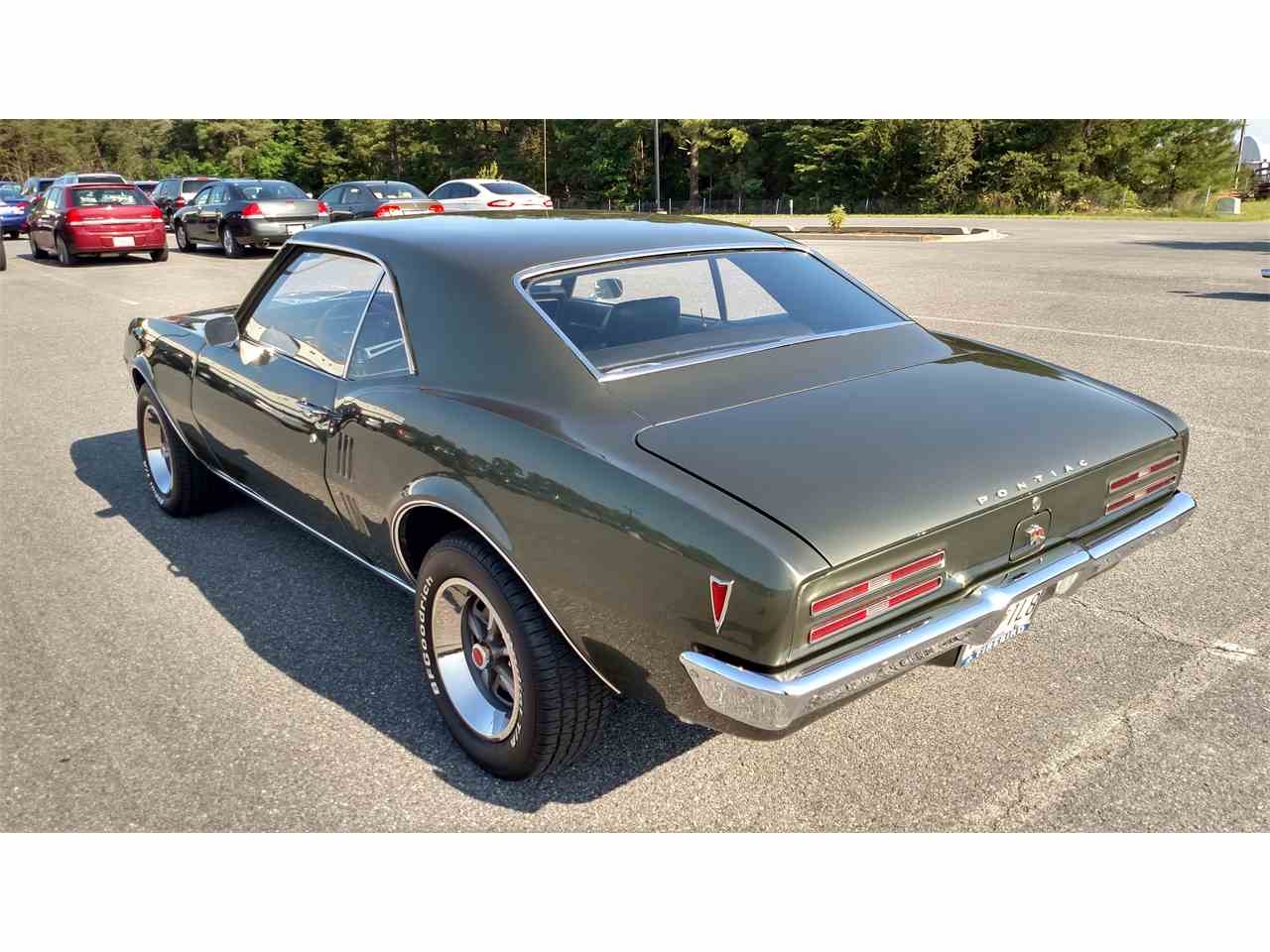 Large Picture of 1968 Firebird located in Maryland Offered by a Private Seller - NI9T