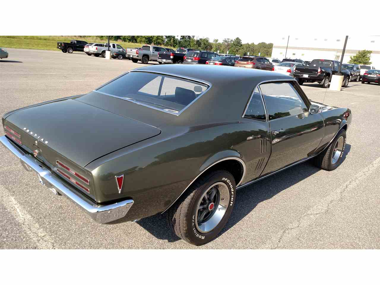 Large Picture of Classic '68 Firebird Offered by a Private Seller - NI9T