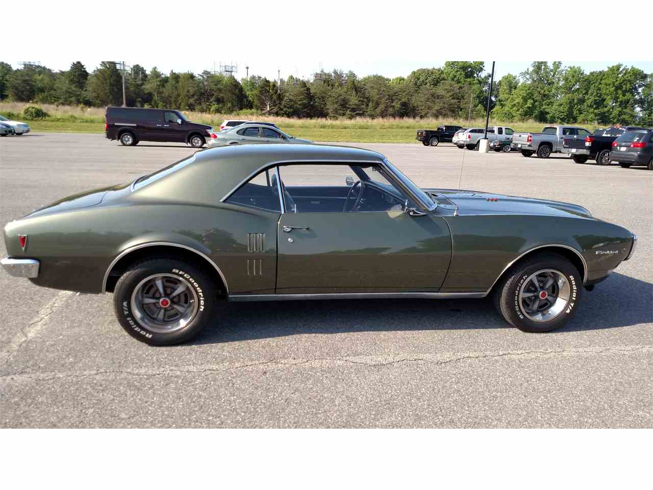 Large Picture of '68 Pontiac Firebird - $31,495.00 Offered by a Private Seller - NI9T