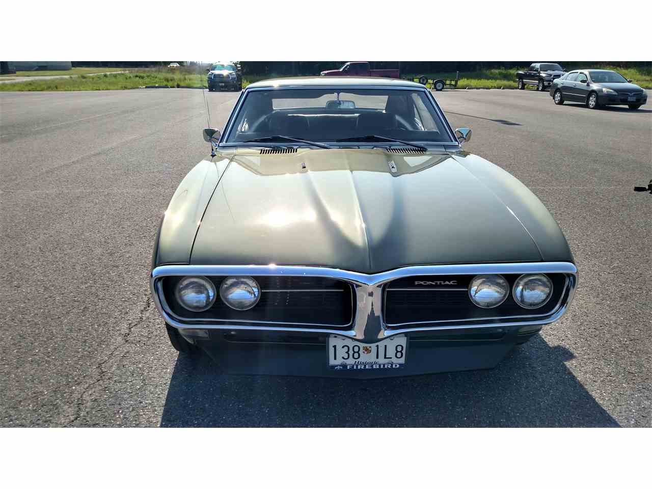 Large Picture of Classic '68 Firebird located in Lusby Maryland Offered by a Private Seller - NI9T