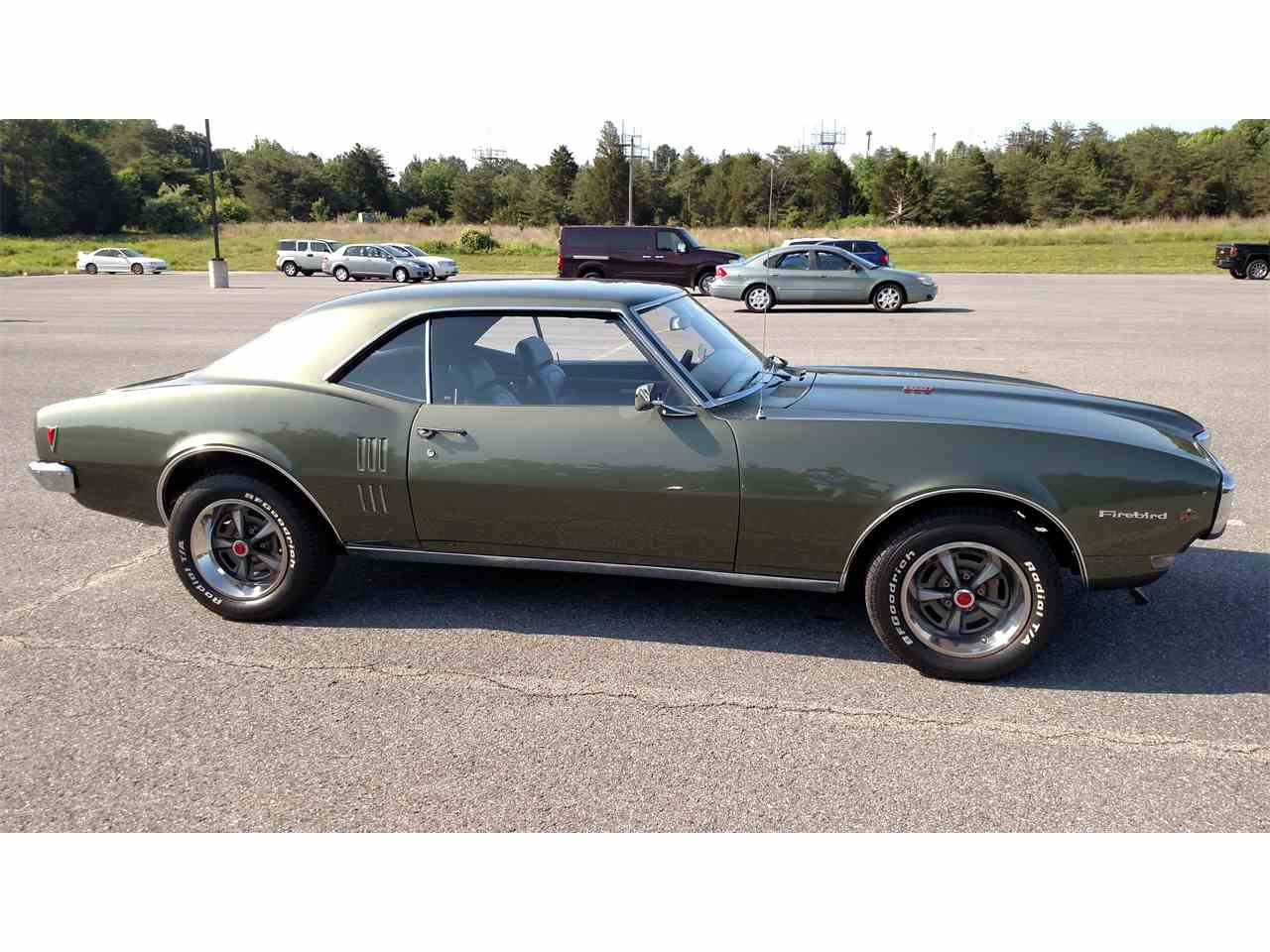Large Picture of Classic '68 Firebird located in Lusby Maryland - $31,495.00 - NI9T