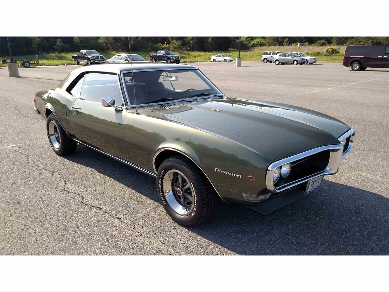 Large Picture of 1968 Pontiac Firebird located in Lusby Maryland - NI9T