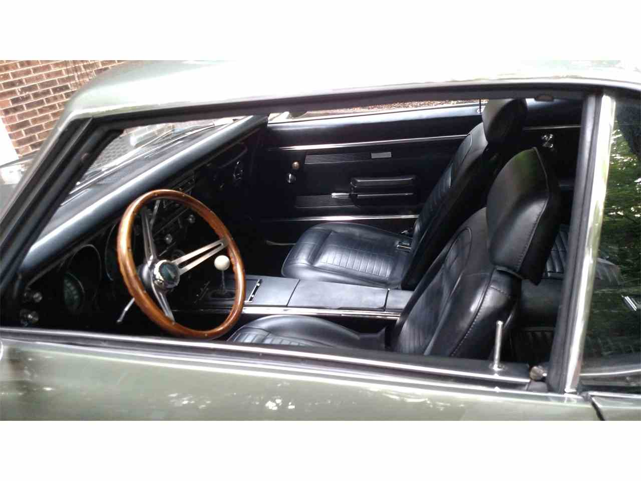 Large Picture of '68 Pontiac Firebird Offered by a Private Seller - NI9T