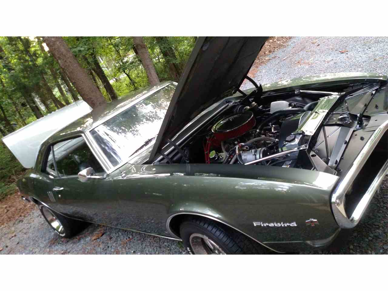 Large Picture of Classic 1968 Pontiac Firebird located in Lusby Maryland - $31,495.00 Offered by a Private Seller - NI9T