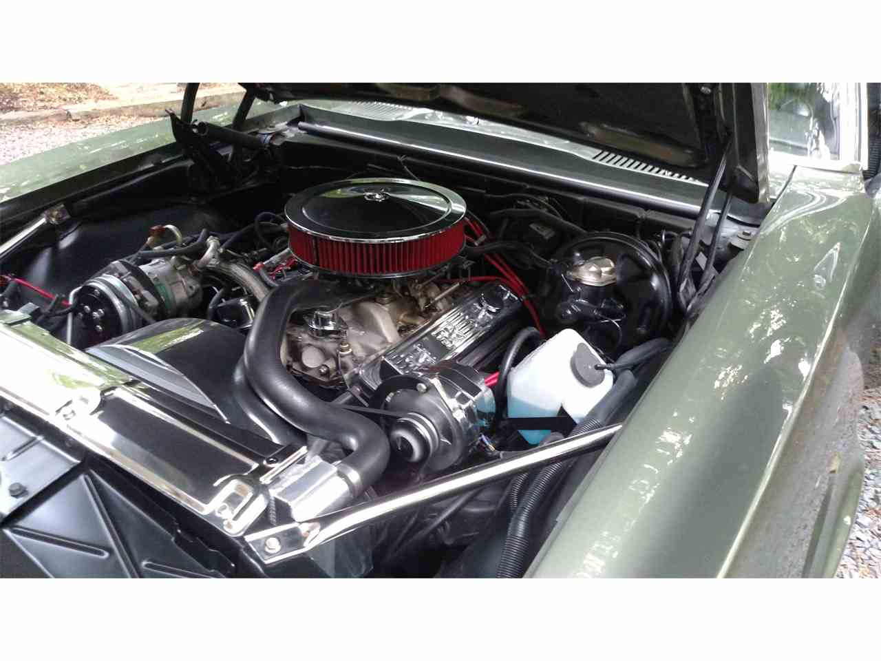 Large Picture of '68 Pontiac Firebird located in Maryland - NI9T