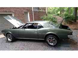 Picture of 1968 Pontiac Firebird located in Maryland - $31,495.00 - NI9T