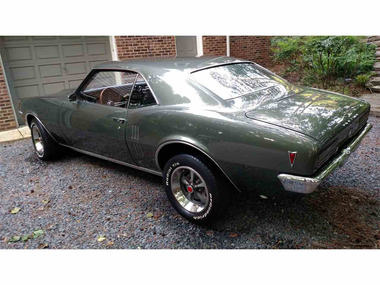 Large Picture of '68 Pontiac Firebird located in Maryland - $31,495.00 Offered by a Private Seller - NI9T