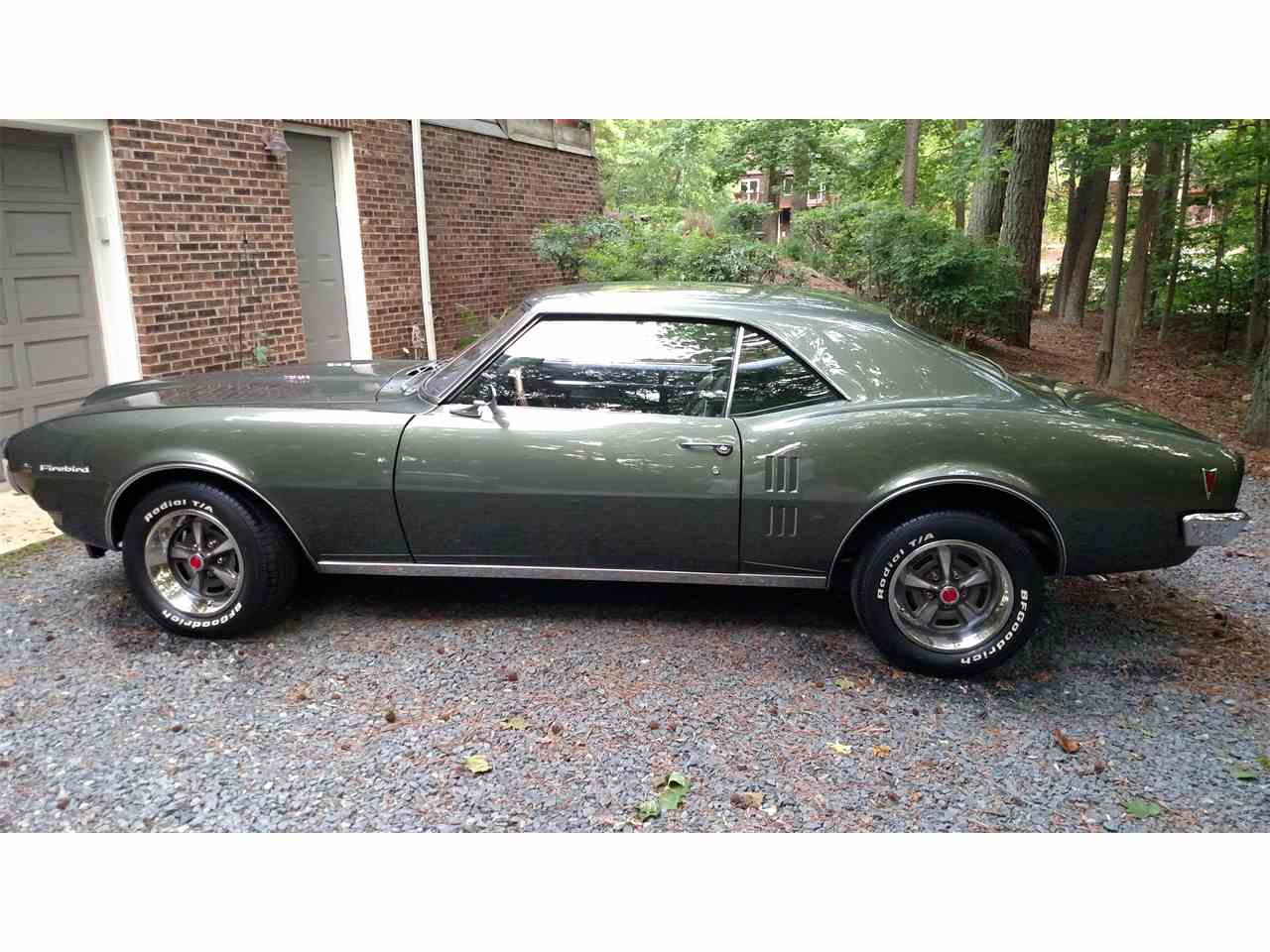 Large Picture of 1968 Firebird located in Maryland - $31,495.00 Offered by a Private Seller - NI9T