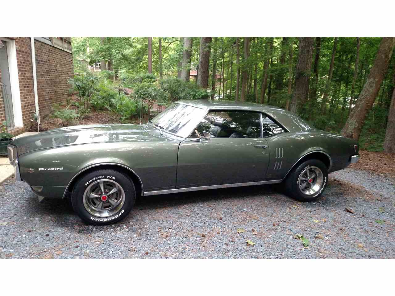 Large Picture of Classic '68 Firebird located in Maryland - NI9T