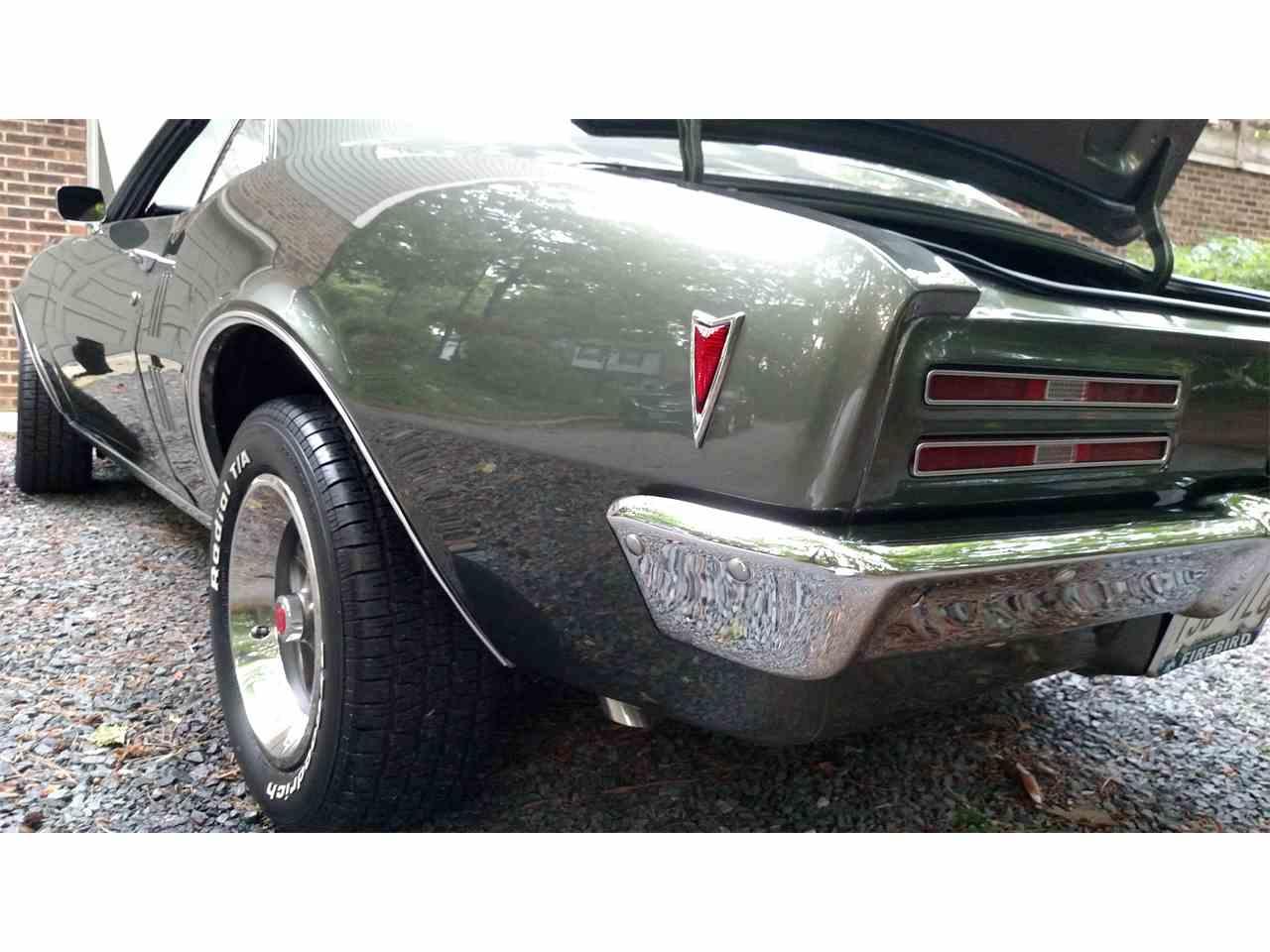 Large Picture of 1968 Pontiac Firebird - $31,495.00 - NI9T