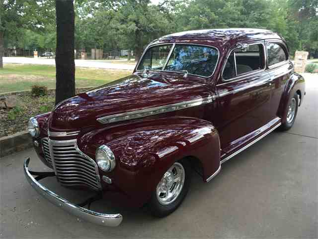 Picture of Classic 1941 Chevrolet Special Deluxe located in Texas - $23,000.00 Offered by a Private Seller - NIA6