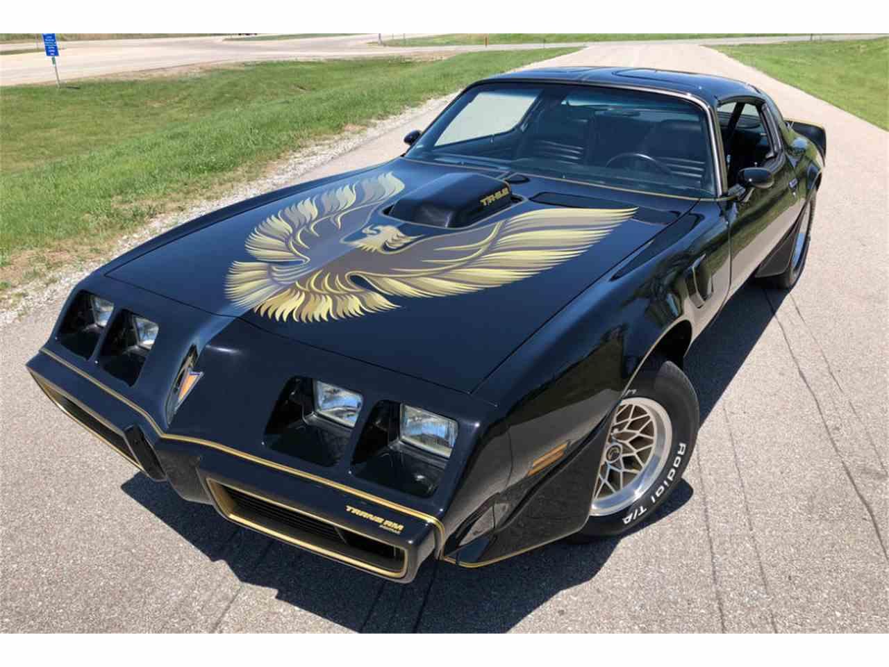 1979 Pontiac Firebird Trans Am for Sale   ClassicCars.com   CC-1096786