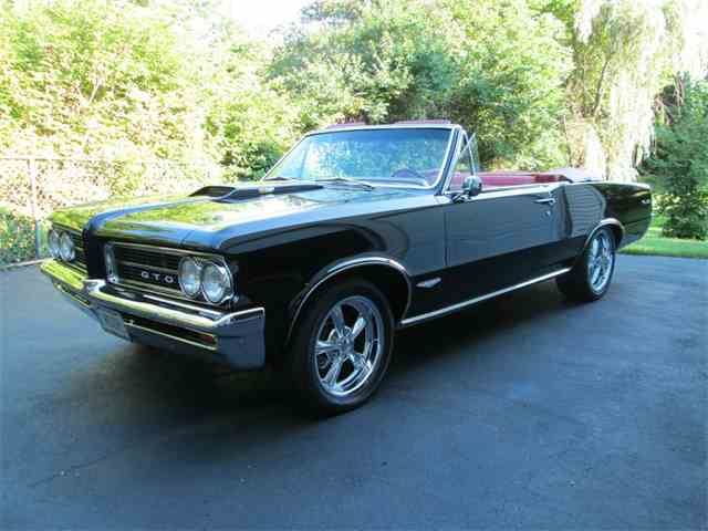 Picture of '64 GTO - NIAC